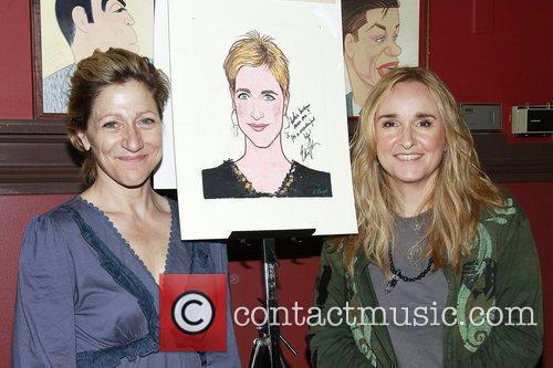 Edie Falco and Melissa Etheridge 8