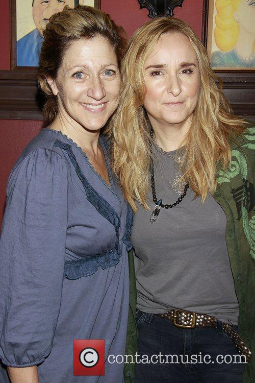 Edie Falco and Melissa Etheridge 6