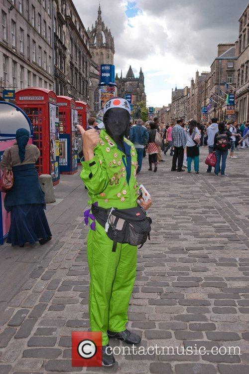 Edinburgh Festival Fringe 2010 - The world's largest...