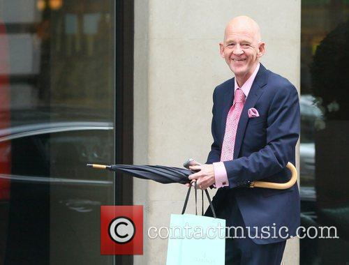 Ex-west Ham Chairman Eggert Magnusson Arriving At The May Fair Hotel 4