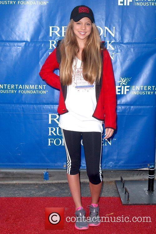 Anna Margaret 17th Annual EIF Revlon Run/Walk for...