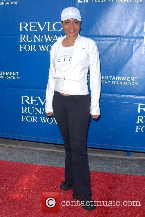 Gina Ravera 17th Annual EIF Revlon Run/Walk for...