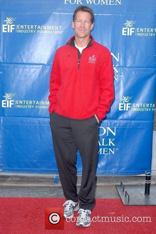 James Denton 17th Annual EIF Revlon Run/Walk for...