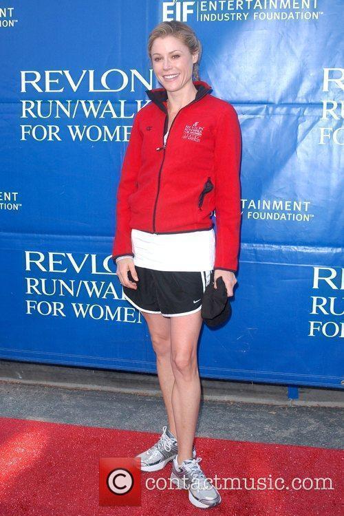 Julie Bowen 17th Annual EIF Revlon Run/Walk for...