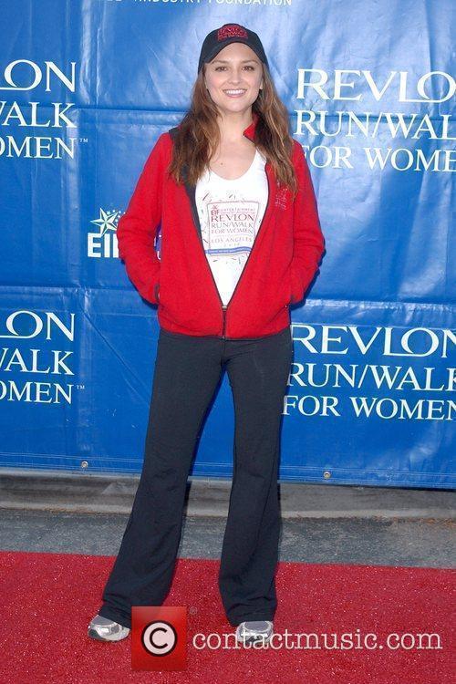 Rachael Leigh Cook 17th Annual EIF Revlon Run/Walk...