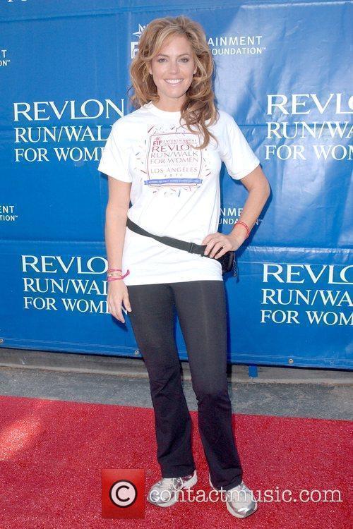 Sandra Taylor 17th Annual EIF Revlon Run/Walk for...