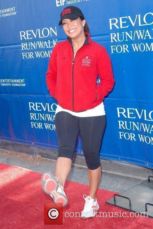 Carrie Ann Inaba 17th Annual EIF Revlon Run/Walk...