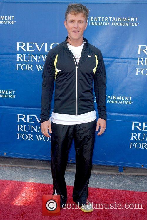 Charlie Bewley 17th Annual EIF Revlon Run/Walk for...