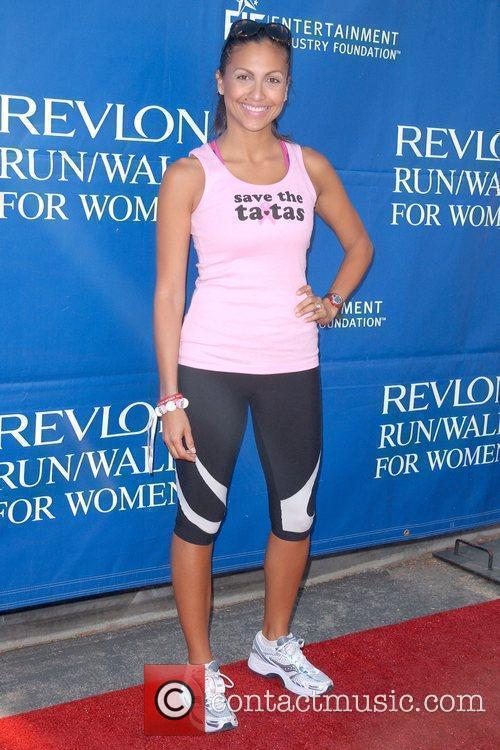 Jessie Camacho 17th Annual EIF Revlon Run/Walk for...