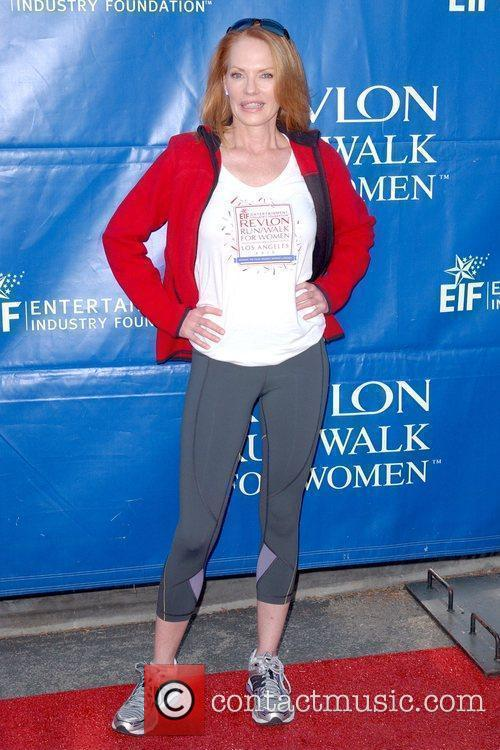 Marg Helgenberger 17th Annual EIF Revlon Run/Walk for...