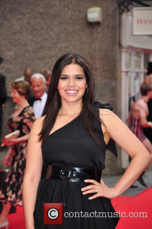 America Ferrera Edinburgh International Film Festival - 'The...