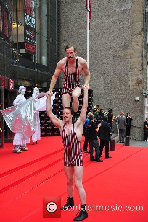 Atmosphere Edinburgh International Film Festival - 'The Illusionist'...