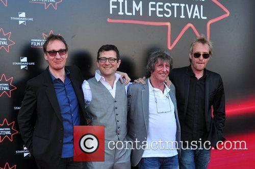 David Thewlis and Howard Marks