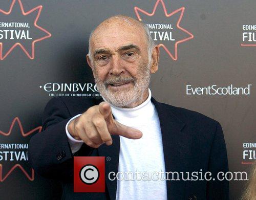 Sir Sean Connery Edinburgh International Film Festival -...