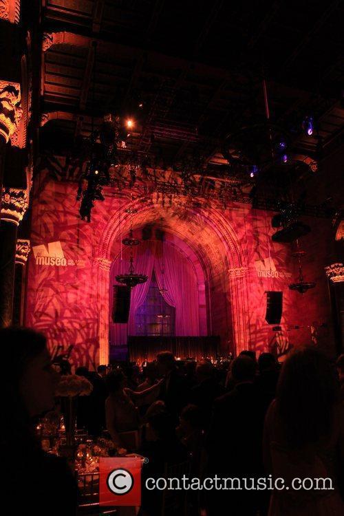 Atmosphere 2010 El Museo del Barrio gala at...