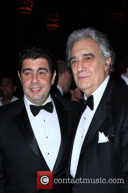 Placido Domingo and guest 2010 El Museo del...