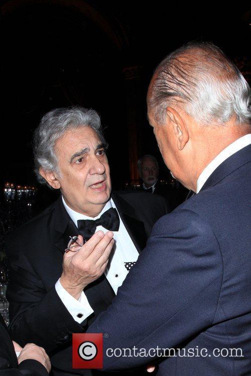 Placido Domingo and Oscar de la Renta 13