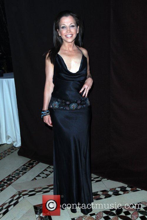 Wendy Diamond 2010 El Museo del Barrio gala...