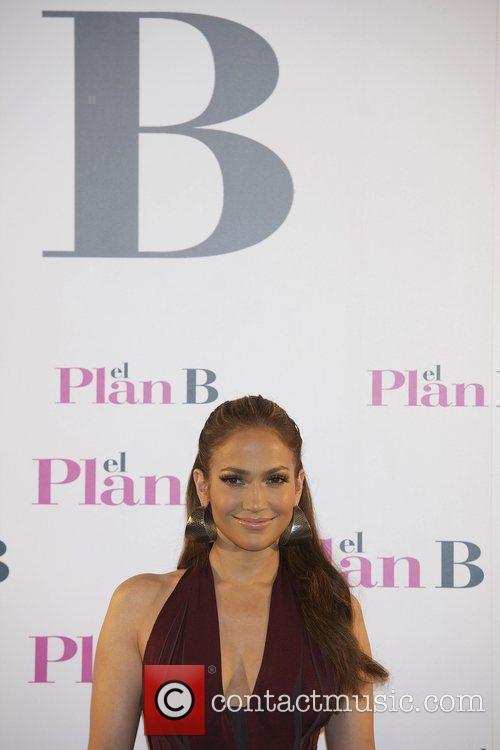 Jennifer Lopez attends 'The Back-up Plan' (El Plan...
