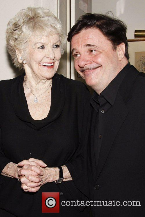 Elaine Stritch and Nathan Lane 5