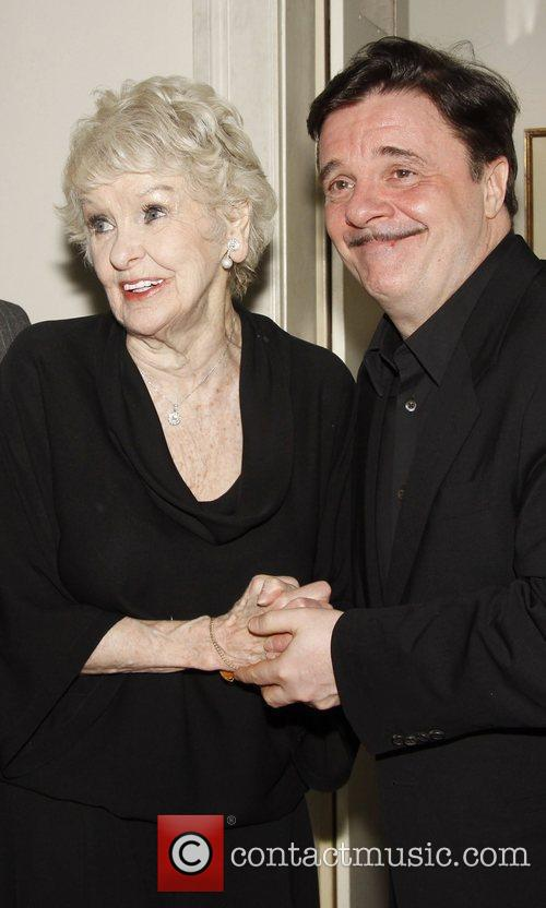 Elaine Stritch and Nathan Lane 11