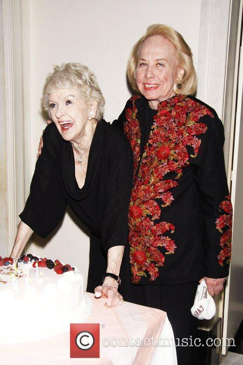 Elaine Stritch and Liz Smith 9