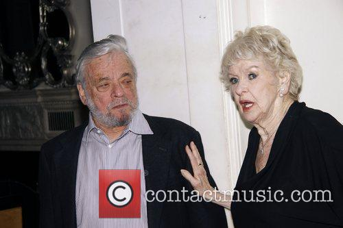 Stephen Sondheim and Elaine Stritch 2