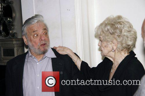 Stephen Sondheim and Elaine Stritch 3