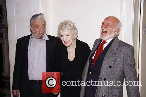 Stephen Sondheim and Elaine Stritch 6