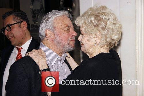 Stephen Sondheim and Elaine Stritch 5