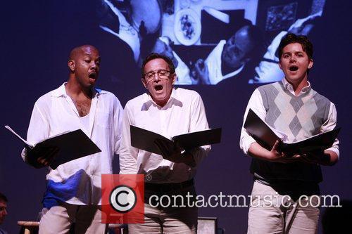 Darius de Haas, Michael Brian Dunn and Jason...