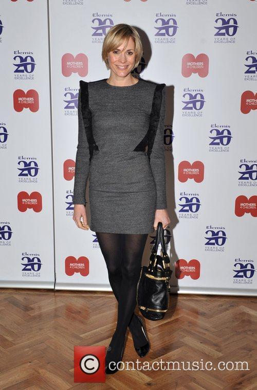 Jenni Falconer Elemis - launch event held at...