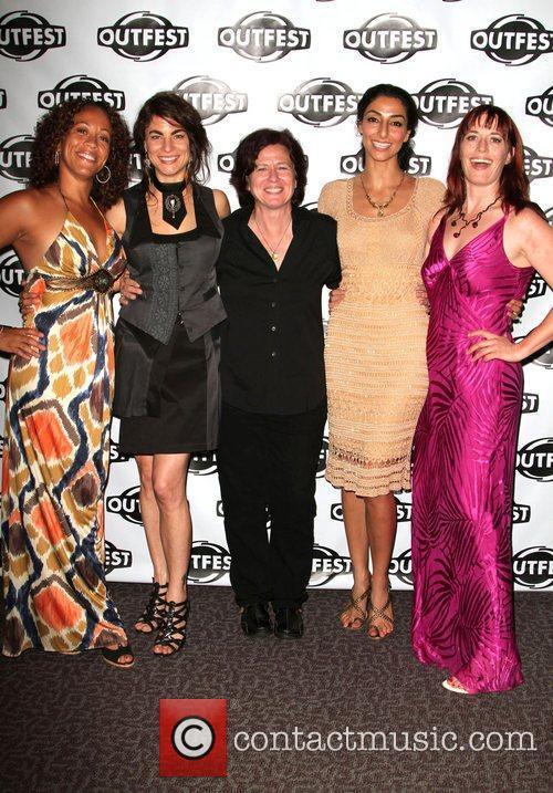 Erika Ringor, Traci Dinwiddie, Director Nicole Conn, Necar...
