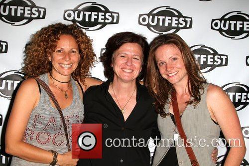 Meredith Scott Lynn, Director Nicole Conn and Ashleigh Sumner 7
