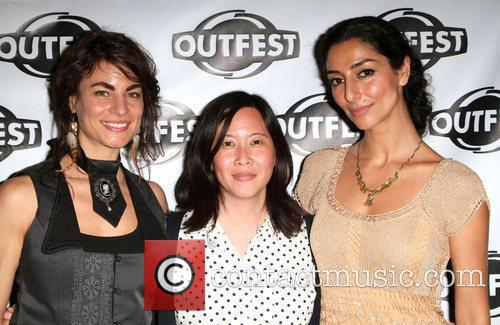 Traci Dinwiddie, Kim Yutani and Necar Zadegan 10