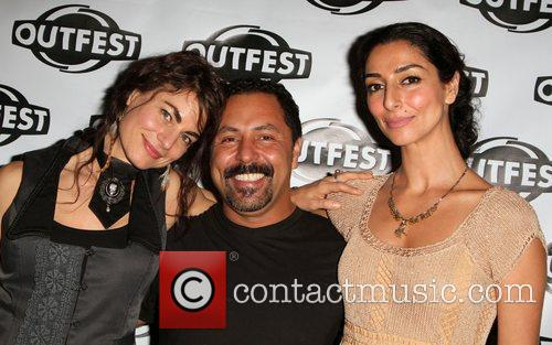 Traci Dinwiddie and Necar Zadegan 9