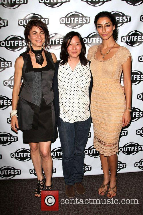 Traci Dinwiddie, Kim Yutani and Necar Zadegan 7