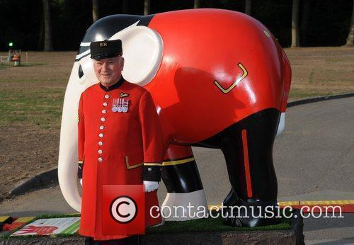 Atmosphere Elephant Parade - auction held at the...