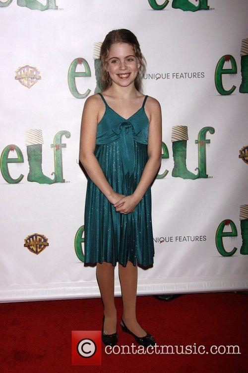 Rozi Baker Opening night of the Broadway musical...