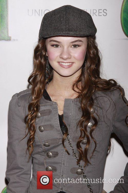 Madeline Carroll  Opening night of the Broadway...