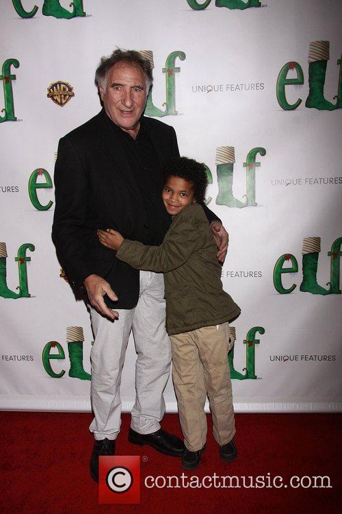 Judd Hirsch and Al Hirschfeld 2
