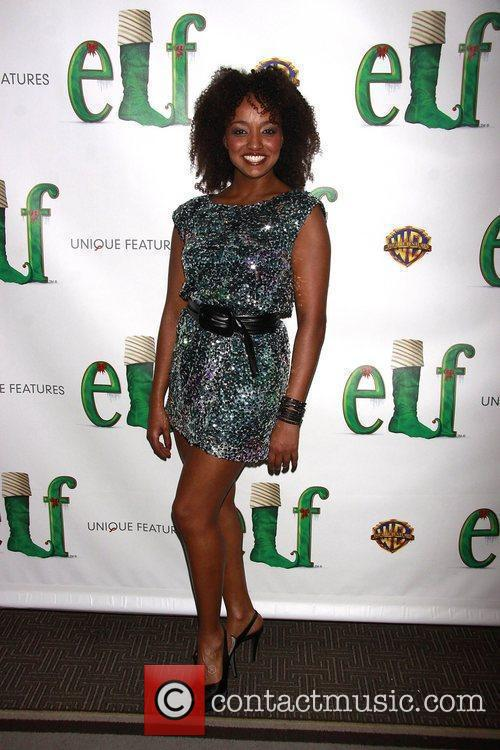 Asmeret Ghebremichael Opening night of the Broadway musical...