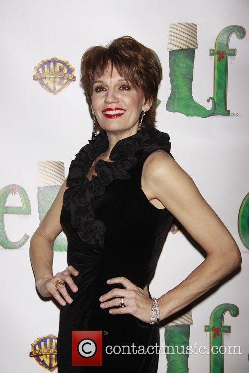 Beth Leavel Opening night of the Broadway musical...