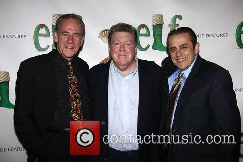 Mark Jacoby, George Wendt and Michael McCormick Opening...