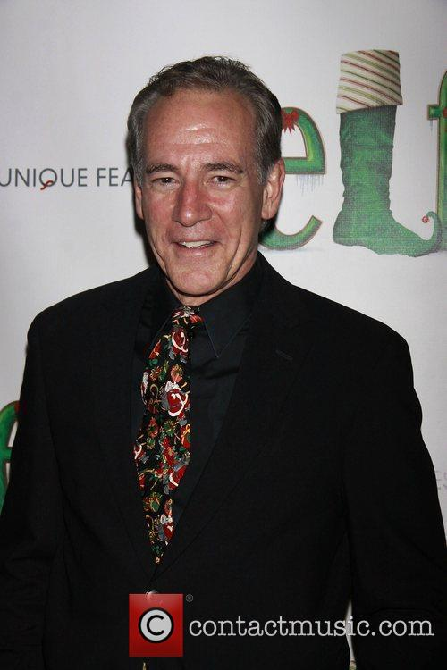 Mark Jacoby Opening night of the Broadway musical...