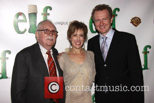 Thomas Meehan, Valerie Wright and Bob Martin Opening...