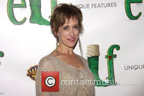 Valerie Wright Opening night of the Broadway musical...
