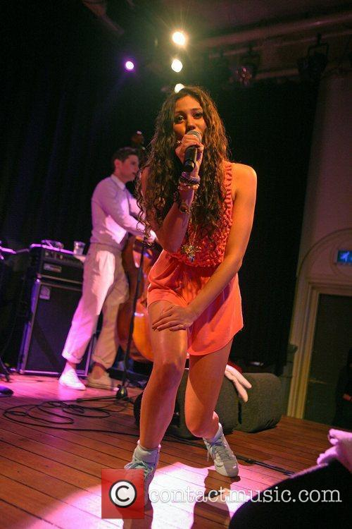 Eliza Doolittle  performing live at the Paradiso...