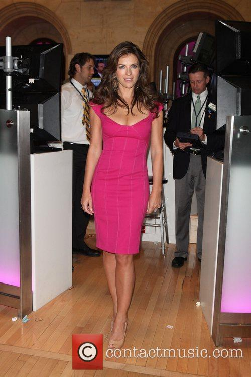 Elizabeth Hurley, Estee Lauder and Stock 3