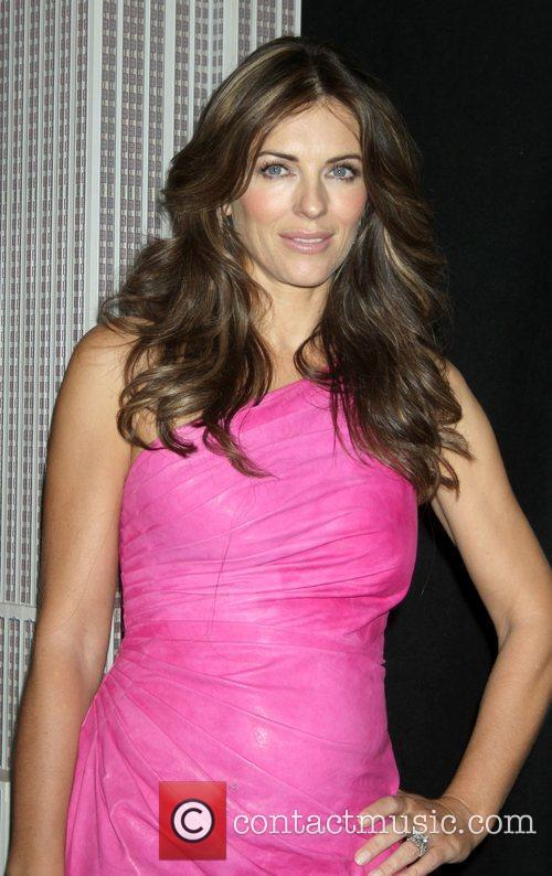 Elizabeth Hurley, Estee Lauder, Lights and Pink 4